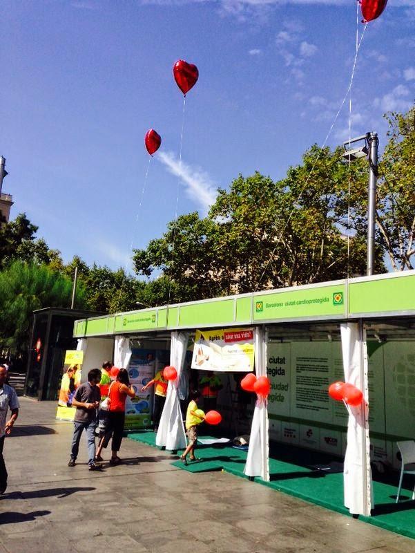 FOTO 2 ARTICULO Barcelona Salud, partner del Congreso Europeo de Cardiología