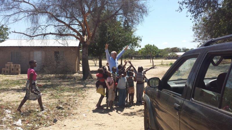 España Salud en Mozambique