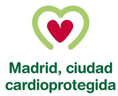 Logo Madrid cardioprotegida