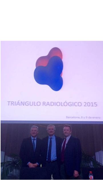 Medicina en El País, publicación de España Salud, media partner del Triángulo Radiológico