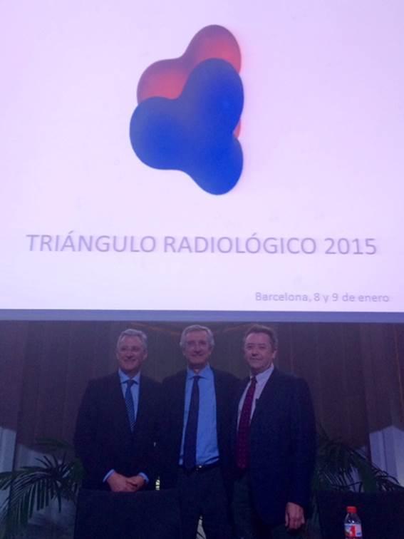 Triángulo radiológico 2015