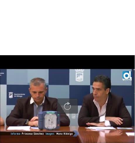 Málaga fomenta los hábitos cardio-saludables