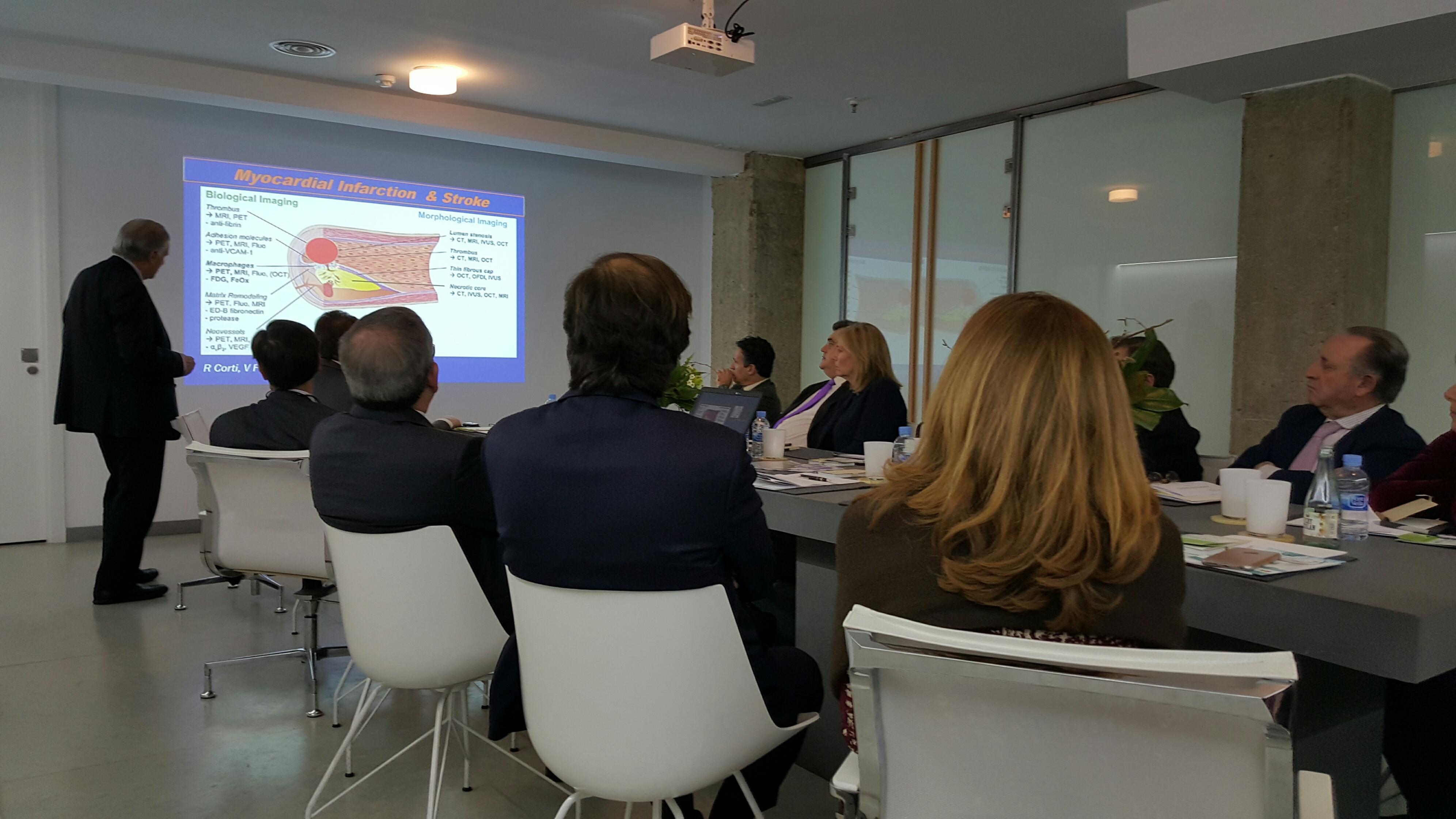 El Dr. Valentín Fuster con España Salud