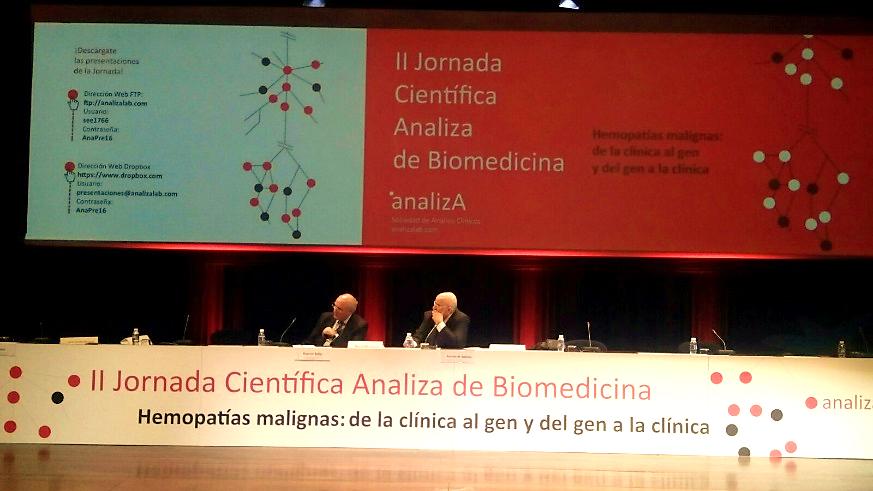 Los avances en las hemopatías malignas, tema central de la II jornada sobre biomedicina organizada en Barcelona por España Salud, ICO, Fundació Josep Carreras, Analiza y Marca España
