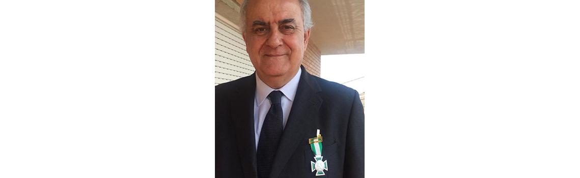 La Guardia Civil distingue a España Salud