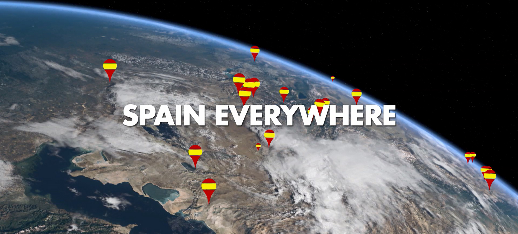 """""""Spain Everywhere, España en todo el mundo"""", nuevo video de Marca España 2017"""