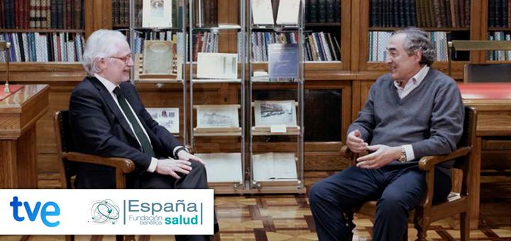 La Ciencia de la Salud – Juan Rosell y el Dr. Lluis Asmarats hablan sobre el ejercicio físico.