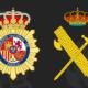 La Policía Nacional y la Guardia Civil agradecen a España Salud su contribución con ocasión del estado de Alarma Sanitaria